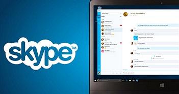 Tải về Skype đầy đủ tính năng trên Windows 10