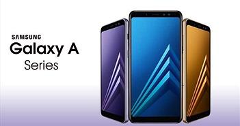 Samsung có thể sẽ dùng LCD cho dòng Galaxy A vào năm sau