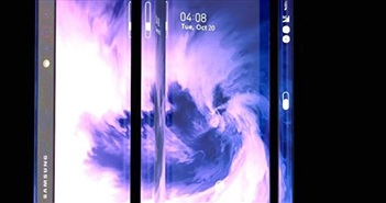 """Galaxy Alpha Pro thiết kế quá đẹp, iPhone 12 chỉ là """"tép riu"""""""