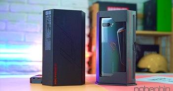 ASUS ROG Phone 2 chính hãng và những suy nghĩ sai lầm của người dùng!