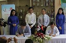 Lotteria Việt Nam tài trợ 1,2 tỷ đồng cho Trung tâm TDTT quận Phú Nhuận