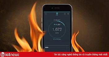 Cách khắc phục hiện tượng iPhone bị nóng máy