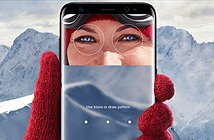 Cảm biến mống mắt trên Galaxy S9/S9+ sẽ tốt hơn người tiền nhiệm?