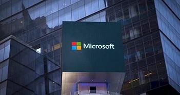 Microsoft sẽ sớm có giá 1.000 tỉ USD