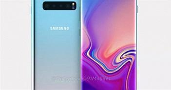 Dòng Galaxy S10 sẽ trang bị công nghệ nhận dạng khuôn mặt Dynamic Vision?