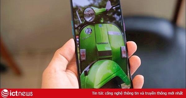 Hình ảnh chi tiết Oppo R17 Pro tại Việt Nam, giá 16,99 triệu đồng