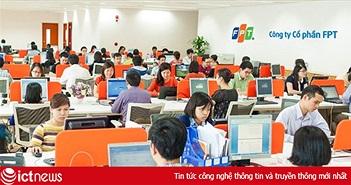 Lợi nhuận khối Công nghệ của FPT tăng tới 44%