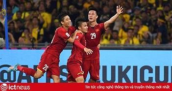 VinaPhone sẽ tặng thêm 1 tỷ đồng cho tuyển Việt Nam khi ghi bàn vào lưới Malaysia ngày 15/12