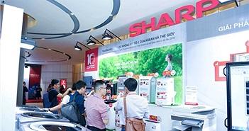 Sharp Việt Nam ra mắt loạt sản phẩm ứng dụng công nghệ mới nhất trên thế giới