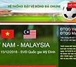 Thông báo mới nhất về Website giả mạo bán vé bóng đá online chung kết AFF