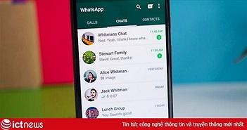 """WhatsApp vừa ra """"tối hậu thư"""": Nâng cấp hệ điều hành, mua điện thoại mới hoặc không dùng WhatsApp nữa!"""