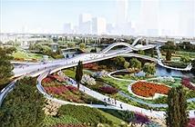Dự án biến đổi diện mạo 1km bờ sông của Seoul