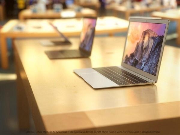 Apple sẽ khai tử MacBook Air 11 inch trong quý I/2015