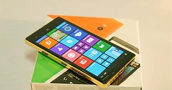 Microsoft ra mắt Lumia 830 và Lumia 930 phiên bản Gold đặc biệt