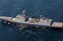 Những lực lượng hải quân uy lực hiện diện ở châu Á