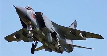 Sức mạnh MiG-31 của không quân Nga