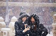 Cẩm nang đặc biệt giúp giữ ấm khi đi chơi tuyết
