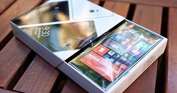 Bộ đôi Lumia 930 Gold và Lumia 830 Gold sắp bán tại Việt Nam