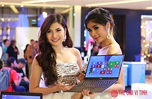 Cận cảnh laptop viền màn hình siêu mỏng Dell XPS 13