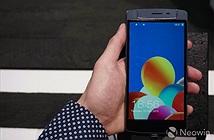 Cận cảnh smartphone Polaroid Selfie nhại ý tưởng Oppo N1