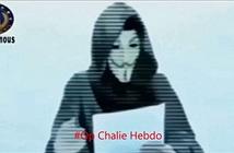 Nhóm Anonymous dọa đánh sập các website liên quan đến khủng bố