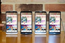 LG G3, G3 Stylus và L Fine đồng loạt giảm giá mạnh