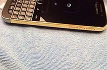BlackBerry Classic bản mạ vàng đầu tiên giá trên 60 triệu đồng