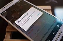 Đã đến lúc smartphone tạm biệt bộ nhớ trong 16GB