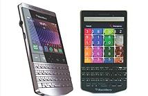 Điện thoại siêu đắt Blackberry Porsche Design P9983 so dáng P9981