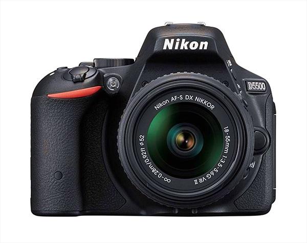 Nikon ra mắt DSLR D5500 màn hình cảm ứng đầu tiên và 2 ống kính mới