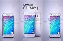 Smartphone giá rẻ Samsung Galaxy J1 lộ hình ảnh trước ngày ra mắt
