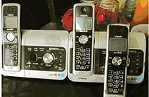 Điện thoại kéo dài DECT 6.0 gây nhiễu mạng 3G ở Hà Nôi