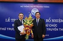 Thứ trưởng Phan Tâm phụ trách lĩnh vực viễn thông, Internet