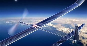 Google hủy bỏ dự án drone truyền phát internet