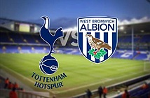 Link SopCast xem trận Tottenham vs West Brom (19h30 ngày 14/1)