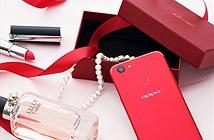 Ngắm chiếc smartphone màu đỏ cực đẹp Oppo F5 RED