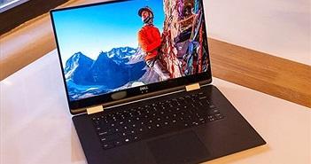 Đến lượt Dell ra mắt XPS 15 dùng chip của Intel kết hợp AMD