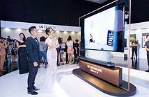 Doanh số TV OLED tăng gấp đôi sau một năm, LG đang dẫn đầu