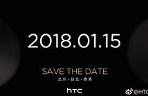 HTC U11 EYEs sẽ chính thức ra mắt vào 3 ngày tới