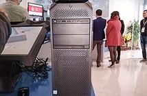 Trên tay HP workstation Z6 đầu tiên tại Việt Nam, giá 80 triệu đồng