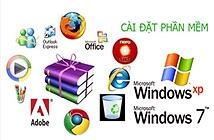 10 Phần mềm cần thiết Bạn nên cài vào Máy tính