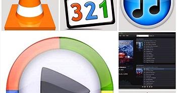 Phần mềm nghe nhạc hay nhất dành cho Máy tính
