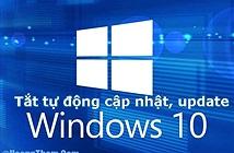 Tắt tính năng Update Win 10 – Tự động cập nhật hệ điều hành Windows 10