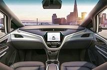 Xe điện Cruise AV mới của GM không cần dùng hệ thống điều khiển
