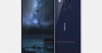 Nokia 9 PureView ra mắt cuối tháng này, giá từ 19,7 triệu đồng