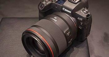 Canon xác nhận kế hoạch với máy ảnh Full-frame quay phim 8K