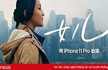 Apple nịnh khách hàng Trung Quốc với đoạn phim Tết nguyên đán