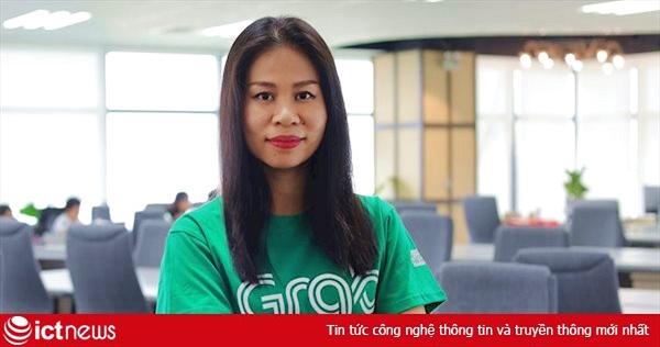 Grab bổ nhiệm bà Nguyễn Thái Hải Vân làm Giám đốc Điều hành tại Việt Nam