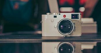 Trên tay Leica M10-P 'White' Edition tại Việt Nam: giá 420 triệu, giới hạn 350 chiếc