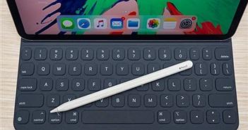 Bằng sáng chế cho thấy Apple Pencil có thể trang bị camera, cảm biến sinh trắc học